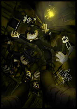 Batim - Another Chapter by Skullgirl-2000