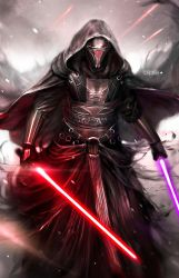 Darth Revan by alex-malveda