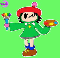 Adeleine Bomber by DreamingWizard2000