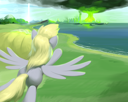 Derpy Deliveries Act 2 Part 5 by MoonlitBrush