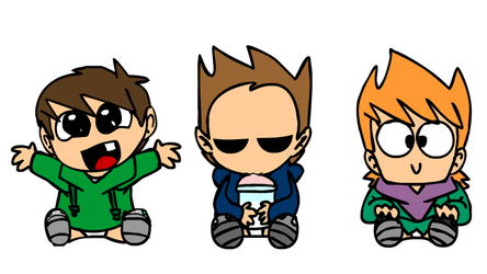 EddsWorld: Babies by ScaredyAsh006