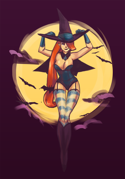 Happy Halloween by angrytalic