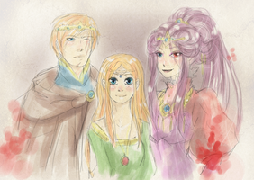Family portrait by MMtheMayo