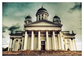 Helsinki Cathedral by DSent