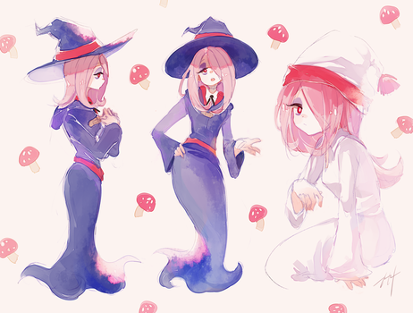 More Sucy by h-yde