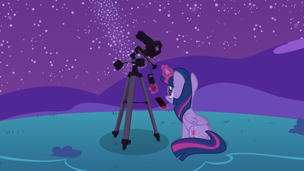 [Vector] Astrophotography Is Magic by Thorinair