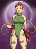 Cammy Commission by StudioGoetia