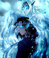 AVENTURES - Shin and Icy by Minouze