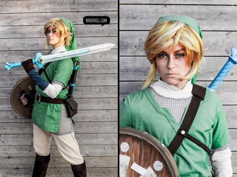 SS Link Cosplay :: At Genki-con 2014 by Nadiaxel