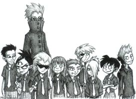 Class of Igma by JenL