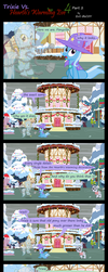 Trixie Vs. Hearth's Warming Eve 4 (part 2) by Evil-DeC0Y