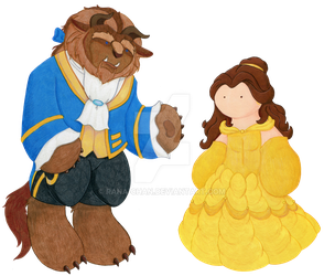 Tale as Old as Time by Rana-chan