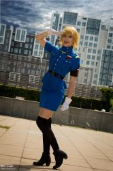 Yes Sir, My Master by Rinaca-Cosplay