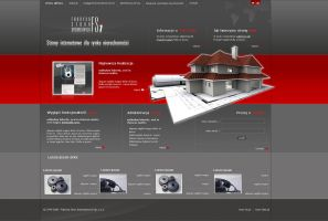 web real estate company by t3t5uo