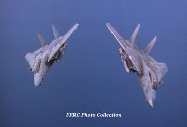F-14A BuNo 162701 and BuNo 160896 of VF-32 by fighterman35