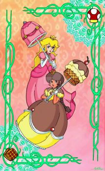 Sweet Treat - Princess Peach and Eclair