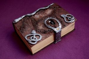 Winifred Sanderson's Spellbook by ThisisHalloweenTown