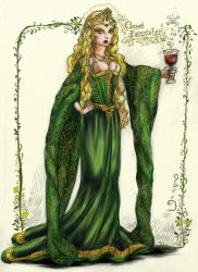 Cersei by Flynn-the-cat