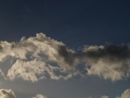 clouds by WhiteMilka