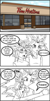 If Characters Lived Like Their Roleplayers by Kuzai
