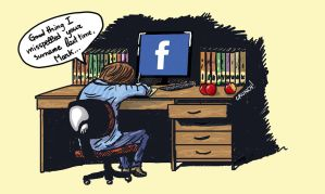 Kira, powered by... Facebook by A1oN