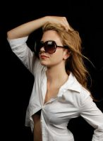White Shirt - 3 by SoulPictures