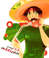 Proud to be Mexican by GYRHS