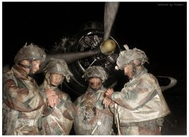 22nd Independent Parachute Company by Fisher22