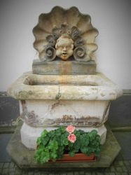 Little cute fountain by Nerssie