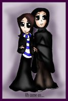 .:Professor Snape and You:. by Erriewon