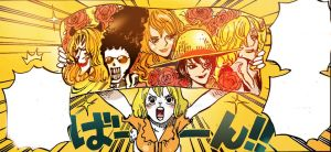 One Piece Chapter 853+ Carrot Drawing COLORS by Amanomoon