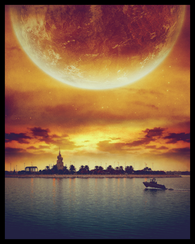 The End of the World by panna-acida