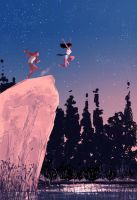 Sometimes you just have to say   JUMP it by PascalCampion