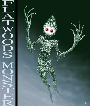 Flatwoods Monster by AndrewDeFelice