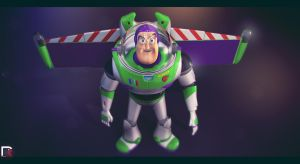Buz lightyear by djreko