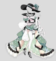 [CLOSED] Outfit adopts 04 [Auction] by aririzia