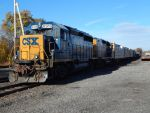 CSX GP40-2 #6919 by Tracksidegorilla1