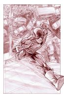 The Flash 4 pg 4 by manapul