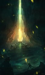 Crystal Cave (time-lapse video) by DaisanART