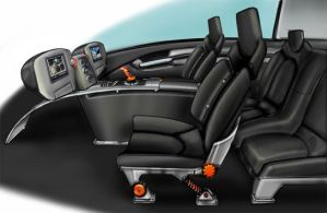 Flying Car interior part 1 by reedesigner