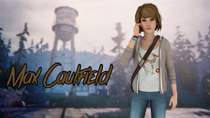 Max Caulfield Wallpaper by forrester961