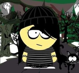 My South Park Character  by TaintedSoul177