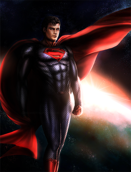 Superman | DC by DivineImmortality