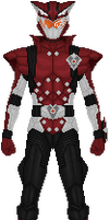 Evil Red Buster by Taiko554