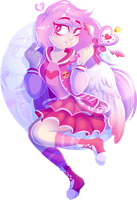 PINK GOIL //+SPEEDPAINT// by OliveCow