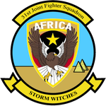 Modified 31st Joint Fighter Squadron Logo by ThanyTony