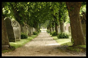 Cemetery by scuroluce