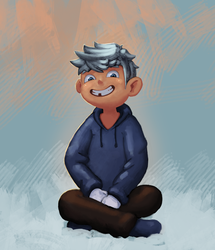 Jack Frost very nice by Laughe