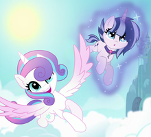 Silver And Flurry Next Gen by 6SixtyToons6