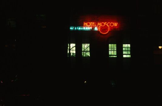 Hotel Moscow by Draks38